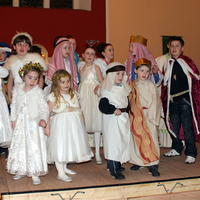 Nativity Play Glangevlin 032