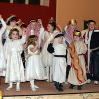 Nativity Play Glangevlin 035