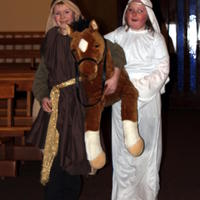 Nativity Play Glangevlin 039