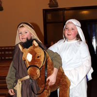 Nativity Play Glangevlin 040