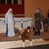 Nativity Play Glangevlin 042