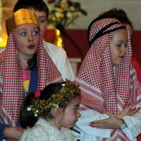 Nativity Play Glangevlin 066