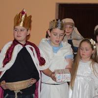 Nativity Play Glangevlin 073