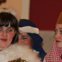 Nativity Play Glangevlin 077