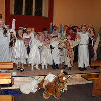 Nativity Play Glangevlin 082