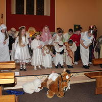 Nativity Play Glangevlin 083