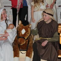 Nativity Play Glangevlin 102