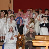Nativity Play Glangevlin 103