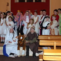 Nativity Play Glangevlin 104