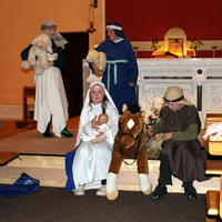 Nativity Play Glangevlin 105