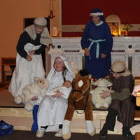 Nativity Play Glangevlin 107