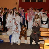 Nativity Play Glangevlin 111