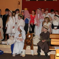 Nativity Play Glangevlin 112