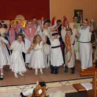Nativity Play Glangevlin 113