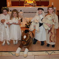 Nativity Play Glangevlin 117