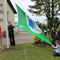 005-3rd Green Flag for Curravagh National School 044