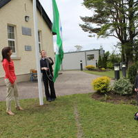 007-3rd Green Flag for Curravagh National School 046