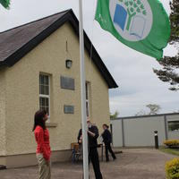 008-3rd Green Flag for Curravagh National School 047