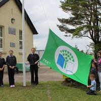 010-3rd Green Flag for Curravagh National School 050