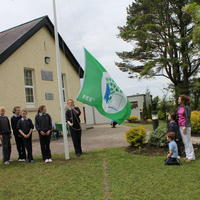 011-3rd Green Flag for Curravagh National School 051