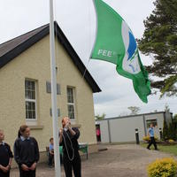 012-3rd Green Flag for Curravagh National School 052