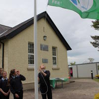 013-3rd Green Flag for Curravagh National School 053