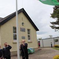 014-3rd Green Flag for Curravagh National School 054