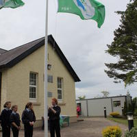 016-3rd Green Flag for Curravagh National School 057