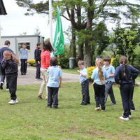 052-3rd Green Flag for Curravagh National School 116