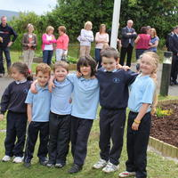 053-3rd Green Flag for Curravagh National School 118