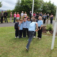 055-3rd Green Flag for Curravagh National School 120