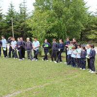 064-3rd Green Flag for Curravagh National School 130