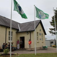 066-3rd Green Flag for Curravagh National School 132