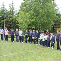 072-3rd Green Flag for Curravagh National School 138