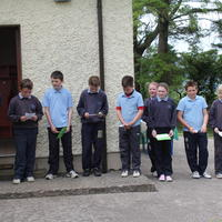077-3rd Green Flag for Curravagh National School 147