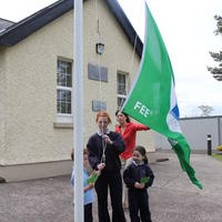 078-3rd Green Flag for Curravagh National School 148