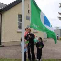 079-3rd Green Flag for Curravagh National School 149