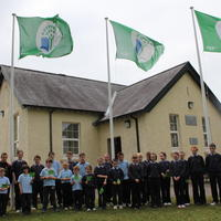 084-3rd Green Flag for Curravagh National School 157