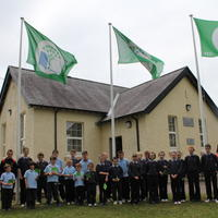 086-3rd Green Flag for Curravagh National School 159