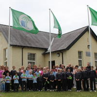 088-3rd Green Flag for Curravagh National School 161