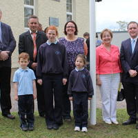 095-3rd Green Flag for Curravagh National School 172
