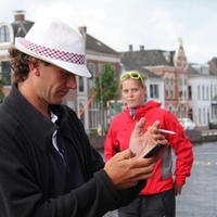 052-14-06-2013 Canoe Polo Clinics in Assen 060