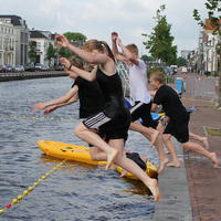 053-14-06-2013 Canoe Polo Clinics in Assen 061