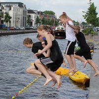 054-14-06-2013 Canoe Polo Clinics in Assen 062