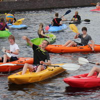 222-14-06-2013 Canoe Polo Clinics in Assen 256