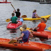 236-14-06-2013 Canoe Polo Clinics in Assen 272