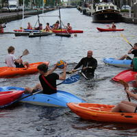 237-14-06-2013 Canoe Polo Clinics in Assen 273