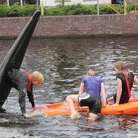 289-14-06-2013 Canoe Polo Clinics in Assen 332