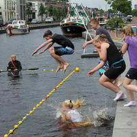 306-14-06-2013 Canoe Polo Clinics in Assen 352
