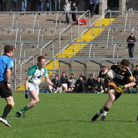 207-Junior Semi final V Kill Shamrocks 428